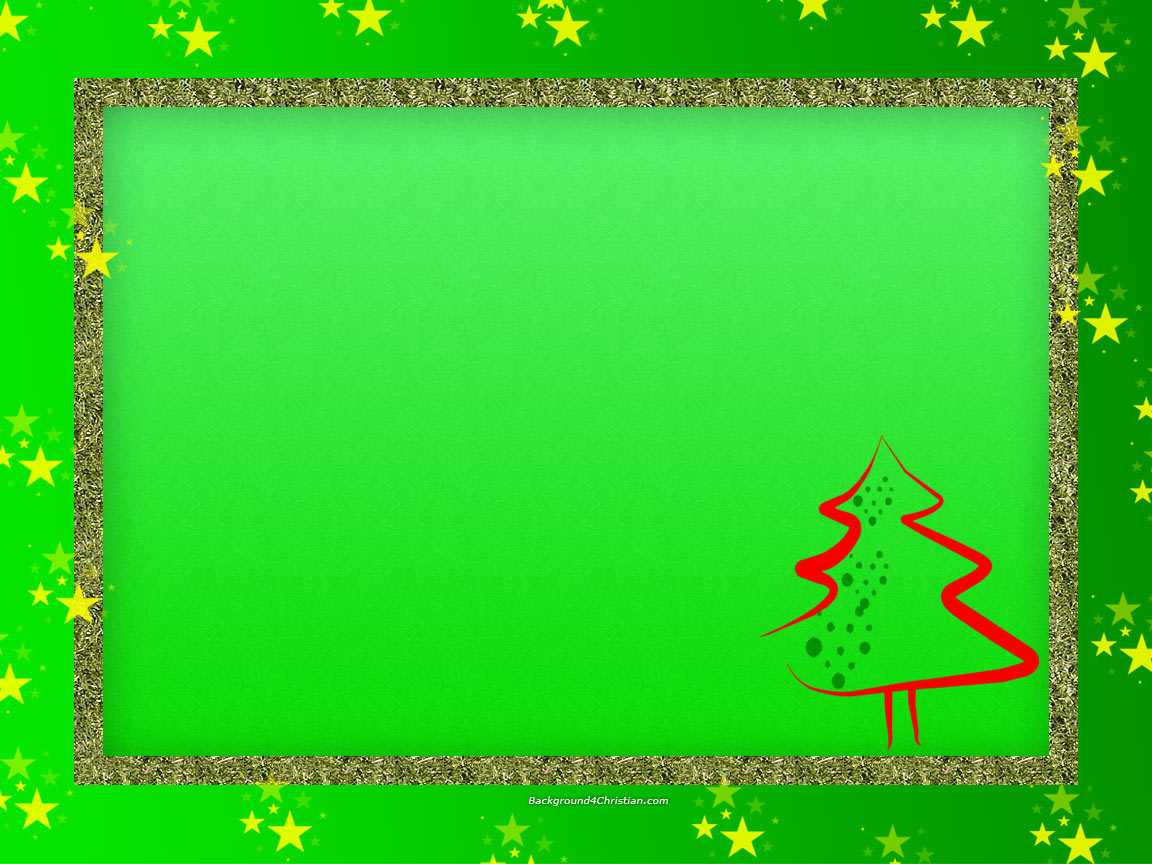christmas tree background – xmas day | background 4 christian, Powerpoint templates